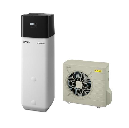 System Luft / Basic Comfort - GeoSolar